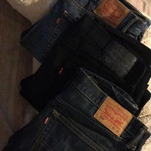 Men's 36/32 Levi Jeans